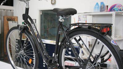 Decorazione bici e cyclette